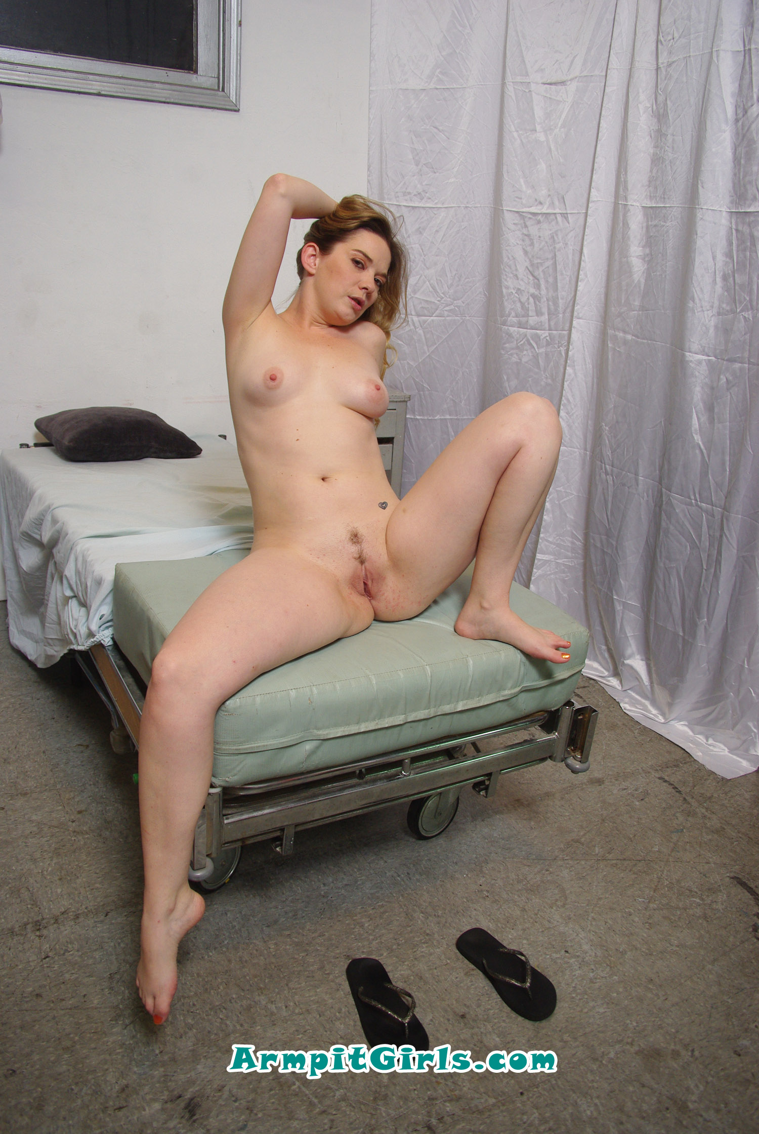 image Armpit fetish amp deep anal in the dining room